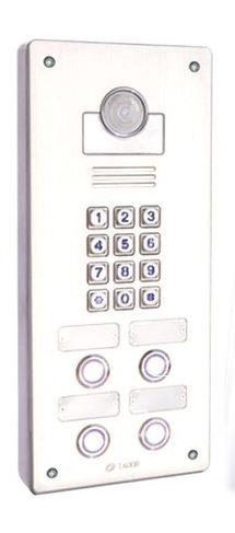 TADOR Sapir-4P 2 Wires Smart Intercom System