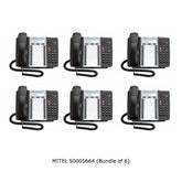 Mitel 5324 IP Phone ~ Part# 50005664 (Bundle of 6)