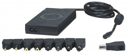 INTELLINET/Manhattan 101646 Universal Notebook Power Adapter  90 W, USB, Stock# 101646