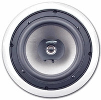 "SPECO SPCBC8 8"" Compression Molded PP Cone In-Ceiling Speaker (Pair), Stock# SPCBC8"