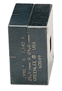 Greenlee DIE UNIT-RECT 1.37X4.40(35.0X112.0) ~ Cat #: 60067