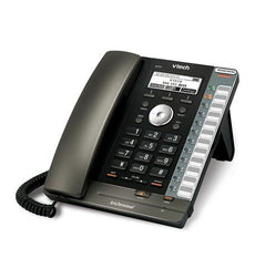 ATT/Vtech VSP725 - VTech ErisTerminal 3-Line 24-Key SIP Deskphone with Full duplex speakerphone Stock# VSP725 - NEW