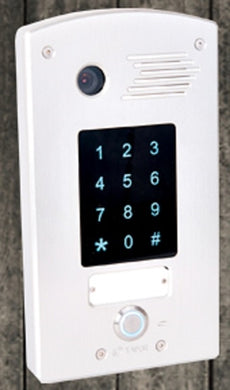 TADOR KX-T918-AVL-Touch-1P Touch Door Phone For Analog PBX Extension, Weather Resistance, Anti Vandal, Anodize, Very Durable Water Proof. Stock# KX-T918-AVL-Touch-1P NEW