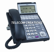 NEC IP-12e  IP 12-Button Display Phone Black ~ Stock# 0910064  IP3NA-12TIXH  ~ NEW - ON SALE!