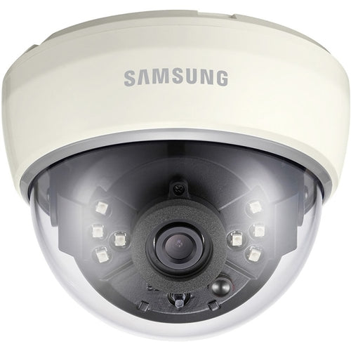 SAMSUNG SCD-2020R Analog Indoor IR Dome, Stock# SCD-2020R