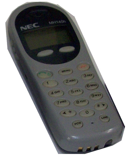 NEC MH140h Mobile Handset / MH140h Wireless Telephone ~ Stock# 0381112 ~ NEW