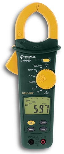 GREENLEE CLAMP METER,AC/DC RMS ~Cat# CM-950 ~  NEW