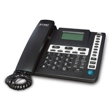 PLANET VIP-254NT Ethernet VoIP Phone with PSTN support - SIP, Stock# VIP-254NT