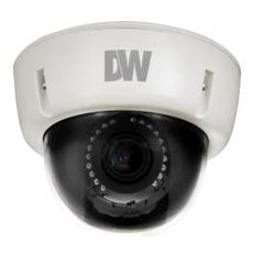 DIGITAL WATCHDOG DWC-V6361WTIR Outdoor IR WDR Vandal Dome, 2.8-12mm, Stock# DWC-V6361WTIR