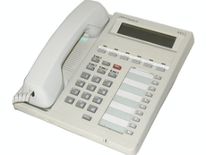NEC ETE-6D-2 / 6 Button Display Business Telephone  (Stock# 560130 ) REFURBISHED