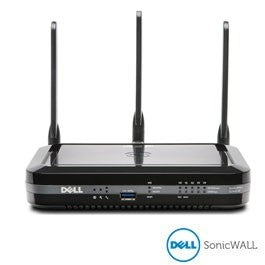 DELL SONICWALL SOHO WIRELESS-N TOTALSECURE 1YR, Stock# 01-SSC-0653
