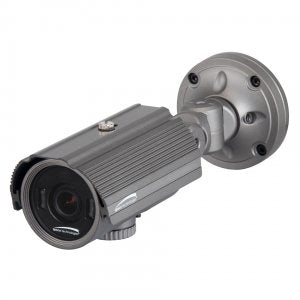 SPECO WDRB11H Wide Dynamic  Range Outdoor Bullet 960H w/2.8-12mm AI VF, Stock# WDRB11H  NEW