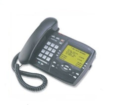 Aastra 480e Single Line Analog Corded Screenphone ~ Charcoal - Stock# A1262-0000-10-05 ~ NEW