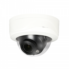 "1/2.7"" 2MP WDR HD-CVI IR Dome Camera, 2.7-12mm Lens, Part# HCC5221R-IR-Z"