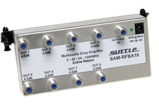 Suttle 1x8 BiDirectional Amplifier, 1GHz, SCTE Compliant
