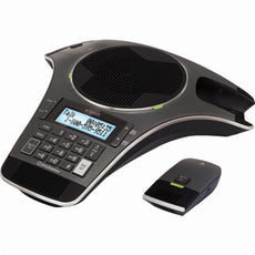 Vtech VCS702 ErisStation Analog Conference Phone with Wireless Mics Stock# VCS702 NEW