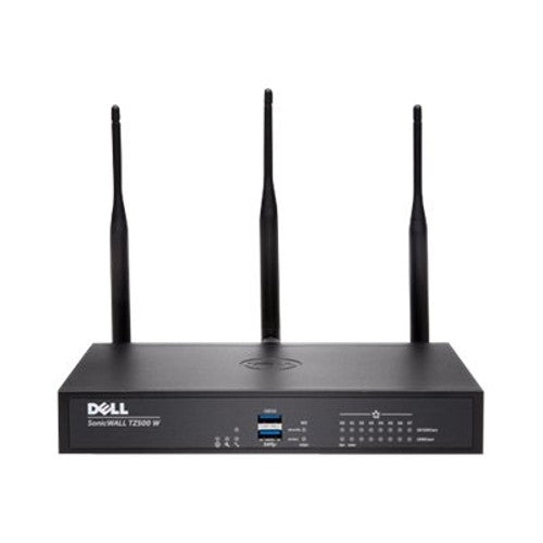 DELL SONICWALL TZ500 WIRELESS-AC SECURE UPGRADE PLUS 2YR, Stock# 01-SSC-0430