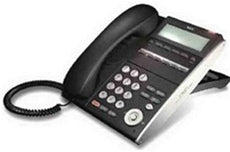 NEC ITL-6DE-1 (BK) - DT710 - 6 Button Display IP Phone Black Stock# 690001  Part# BE106991 NEW