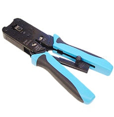 ICC STRIP & CUT CRIMPING TOOL  8P8C, RJ45,  ICACSCT845 NEW