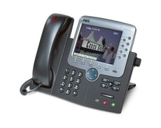 Cisco 7971G-GE IP Phone Featuring Converged Communications and Data Delivery  REFURBISHED