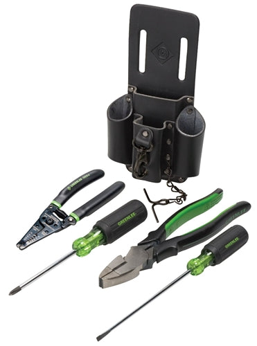 Greenlee STARTERS KIT 5PC ~ Cat #: 0159-14