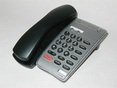 NEC DTR-2DT-1 / NEC DTERM SERIES i Non Display Telephone Black (Part # 780030) Refurbished