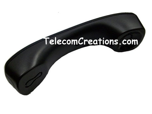 NEC Narrowband Handset For all DTL Phones BLACK / DT300 Series ~ Part# 690614 Part# BE109008 NEW