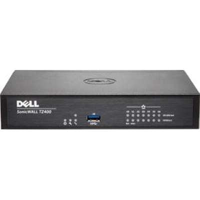 DELL SONICWALL TZ400 WIRELESS-AC SECURE UPGRADE PLUS 3YR, Stock# 01-SSC-0507