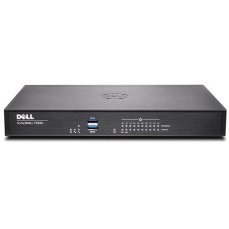 DELL SONICWALL TZ600 HIGH AVAILABILITY, Stock# 01-SSC-0220
