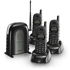 "EnGenius Durafon1X Bundle Kit: 1 Durafon1X System ~ Includes 1 Durafon Base Unit and 1 Durafon Handset, with additional 2 ""Durafon""1X-HC Handsets ~ Stock# DURAFON1X-VP20 ~ NEW"