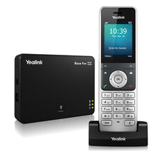 Yealink W56P Business HD IP DECT Phone Includes Base Station Part#W56P ~ NEW