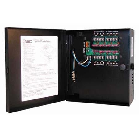 SAMSUNG PWR-12DC-8-5 8 Camera 12VDC 5Amp Power Supply, Stock# PWR-12DC-8-5
