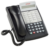 Avaya Partner 18D Phone Euro Series II Black - Refurbished  Part# 700340193