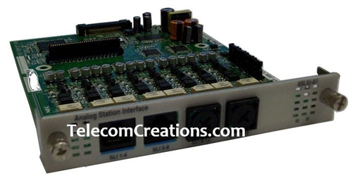 NEC UX5000 8-Port Analog Station Blade / IP3WW-8SLIU-A1 ~ Stock # 0911044  Factory Refurbished