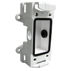 Sony UNI-WMBB1 Aluminum wall/pole mount back box, Stock# UNI-WMBB1