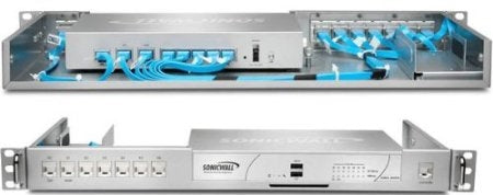 SONICWALL NSA 250M RACK MOUNT KIT, Stock# 01-SSC-9211