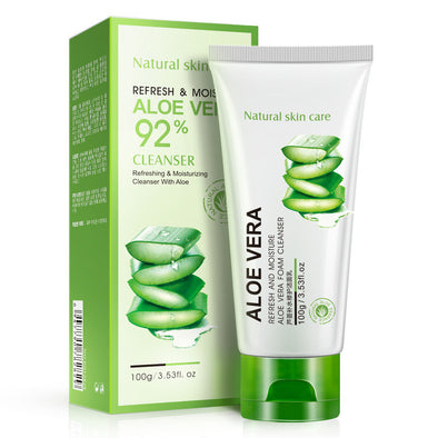 Natural Aloe Vera Facial Cream
