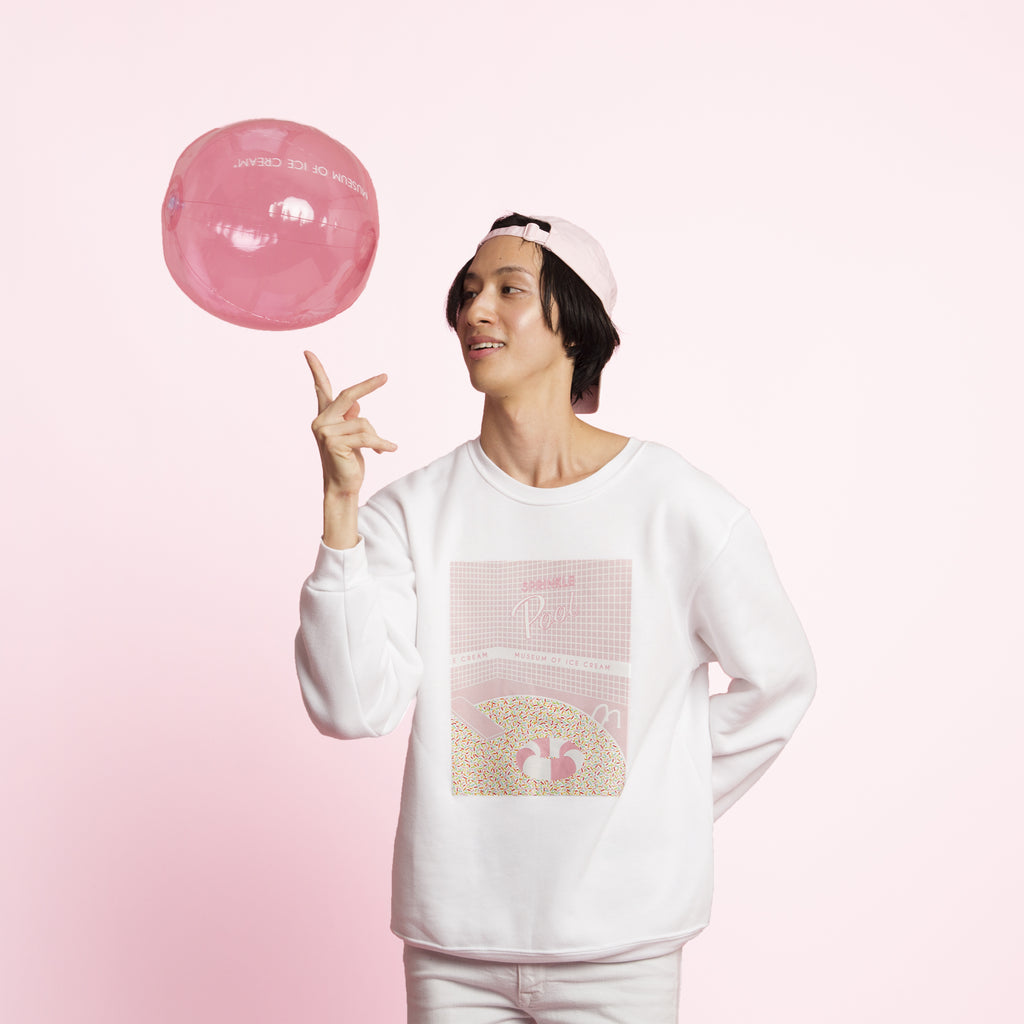Sprinkle Pool Sweatshirt
