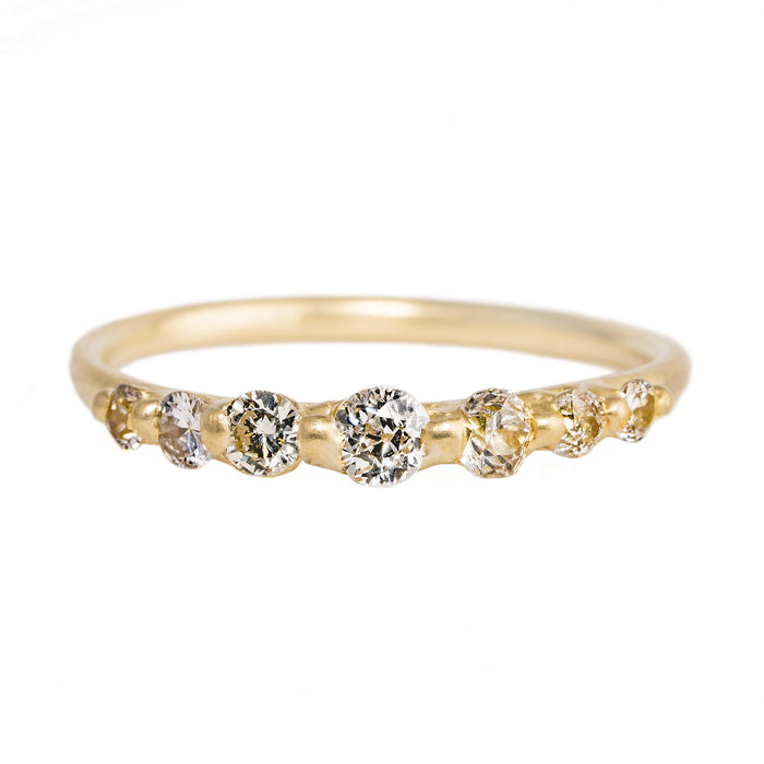 The Diamond Halo Ring 2 - PollyW