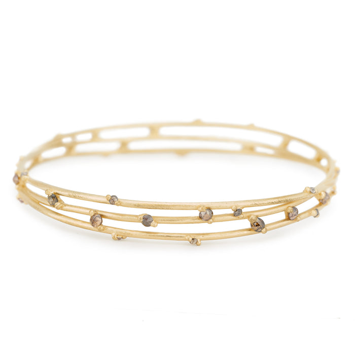 Diamond Astral Bangle
