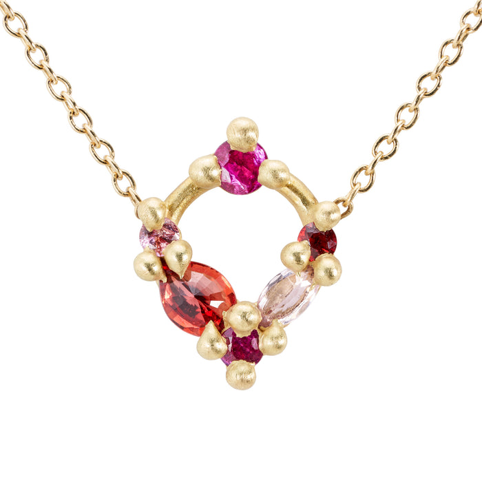 Rose Des Gouttes Necklace