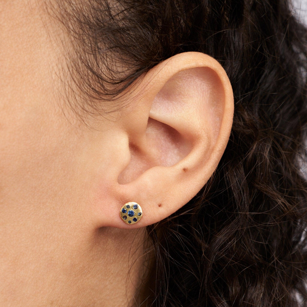 Small Celeste Single Earrings