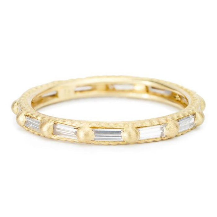 Baguette Diamond Ramona Ring