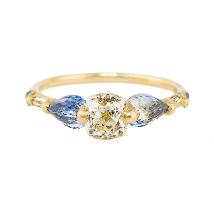 The Diamond Halo Ring 1 - PollyW