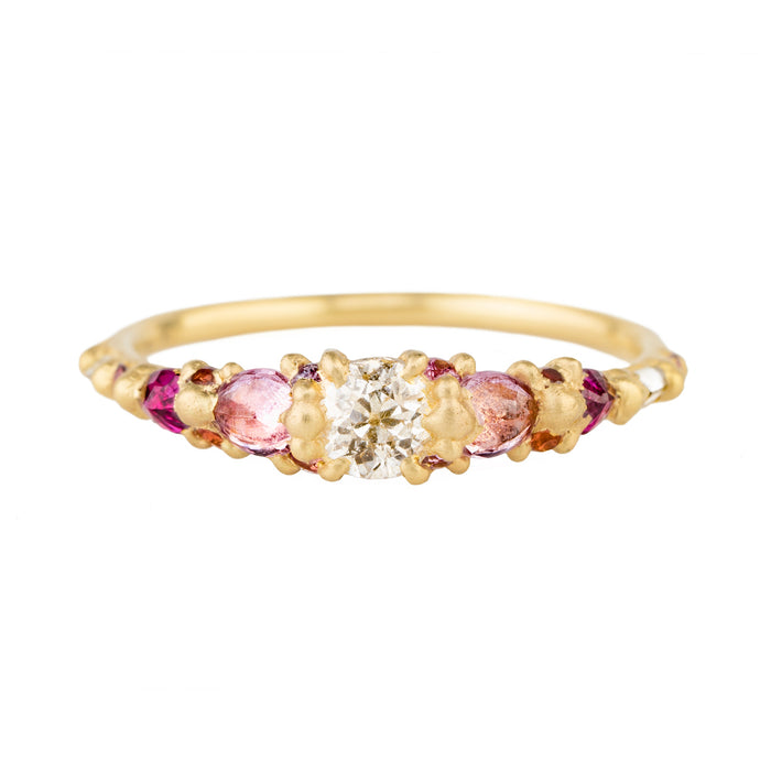 The Coral Marietta Ring - PollyW