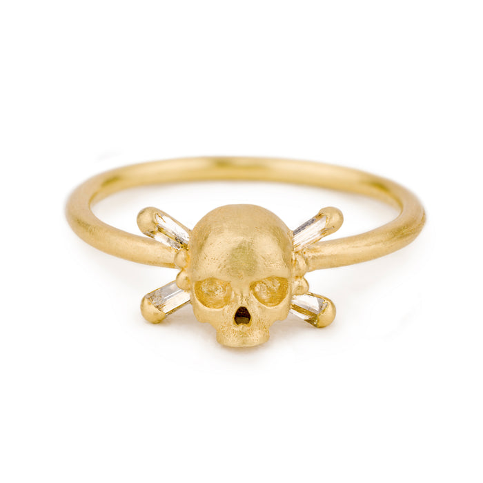 Island of Shrines Skull Ring
