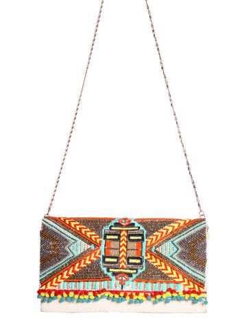 Navajo Group Clutch - paulamariecollection