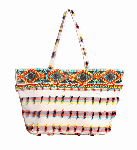 Navajo Group Tote Bag - paulamariecollection