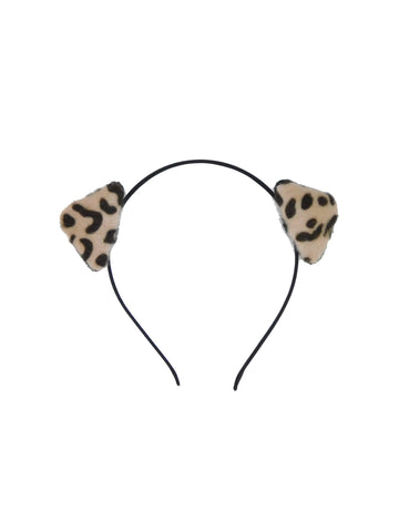 Faux Leopard Print Everyday Ears - paulamariecollection
