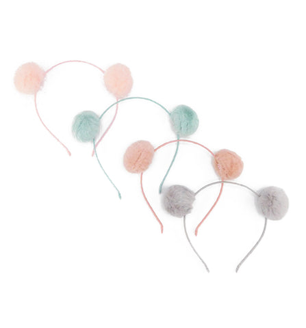 Faux Round Everyday Ears - paulamarie